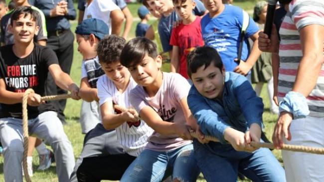 Tarihi Beykoz Çayırı Neşeyle Doldu!..