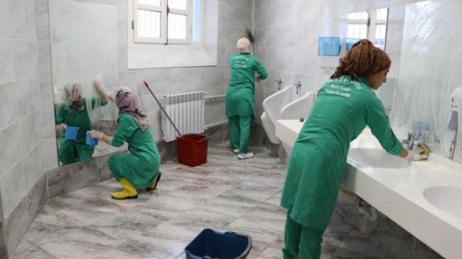 Okul Tuvaletleri Artık Daha Hijyenik!..