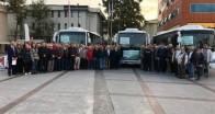 Beykozlu Çiftçiler Bursa Tarım Fuarı'nda!..