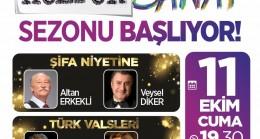 BEYKOZ'DA 2019-2020 KÜLTÜR-SANAT SEZONU BAŞLIYOR!..