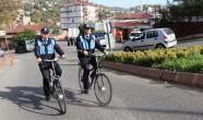 Bisikletli Zabıtalar Yokuş Dinlemiyor!..