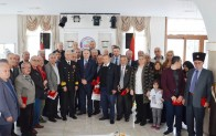Kıbrıs Gazilerine Madalya!..