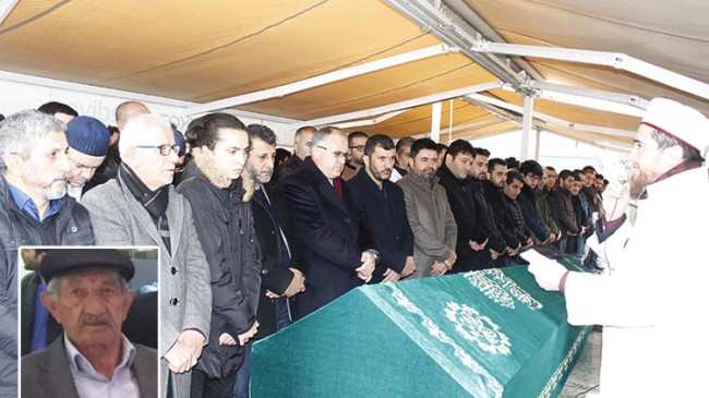 Beykozlu iş insanı Murat Günday'ın baba acısı!..
