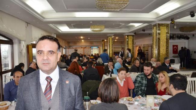 """Mahir Taştan'a yoğun katılımlı """"Birlik Beraberlik"""" kahvaltısı!.."""