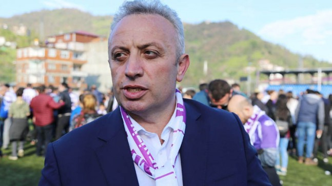 Beykozlu iş insanına Trabzonspor'dan teşekkür!..