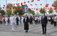 Beykoz'da Zafer Bayramı töreni!..