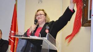 Füsun Sökmez CHP Genel Merkez Kadın Kolları Yönetimine Seçildi!.