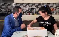 Çocukların ilk oruç hediyesi AK Parti Beykoz'dan!…