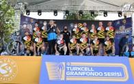 Turkcell GranFondo Heyecanı Beykoz'da Yaşandı!…