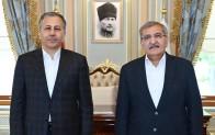 Başkan Aydın'dan Vali Ziyareti!..