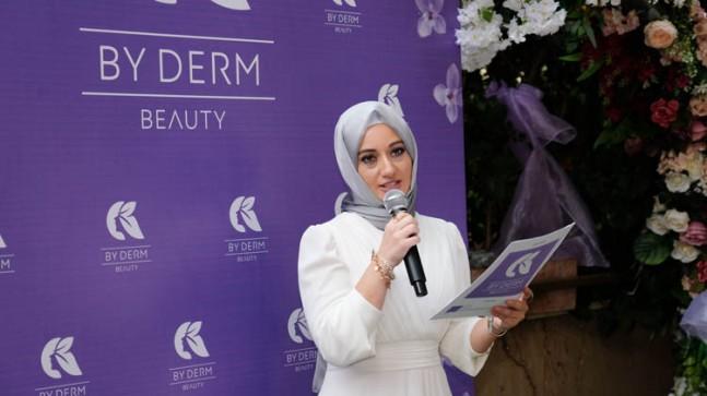 By Derm Beauty Tanıtımı Beykoz'da Yapıldı!…
