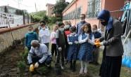 """""""Avrupa Yerel Demokrasi Haftası""""nda Öğrencilerden Doğaya Armağan!…"""